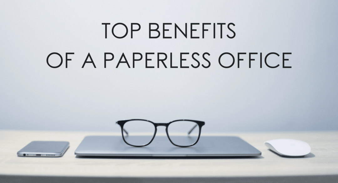 What is Paperless Office